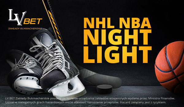 NBA NHL Night Light