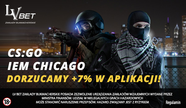 CS GO IEM Chicago LVbet