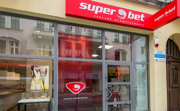 Superbet salon
