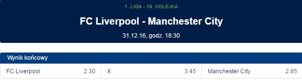 Liverpool Manchester City forbet