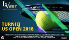 Turniej US OPEN 2018 LV bet